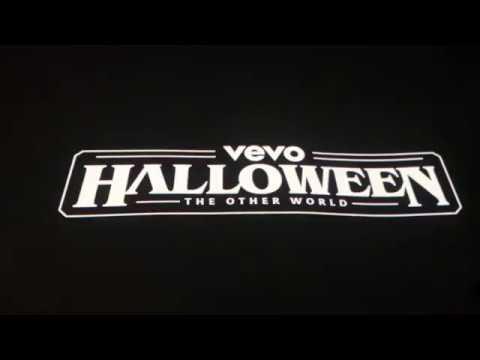 JP Cooper, Rag'N'Bone Man, Yungen and Jonas Blue at Vevo Halloween (28/10/2017)