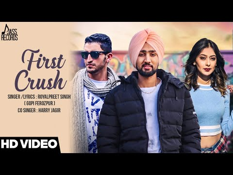 First Crush Lyrics