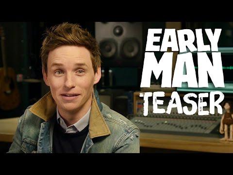 Eddie Redmayne Introduces Early Man Teaser Trailer!