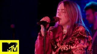 Billie Eilish: Xanny (Live)   MTV Push