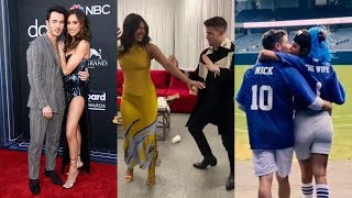 Nick Jonas and Priyanka Chopra's DANCE is the CUTEST thing..