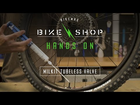 HANDS ON: milKit Valve System