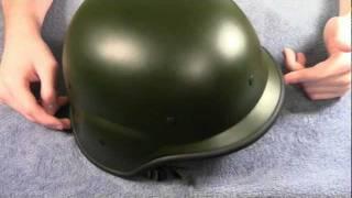 Каска JKN Helmet M88 ABC-Plastic Sand
