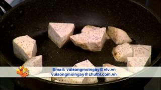 Món ăn cho người cao huyết áp - Vui Sống Mỗi Ngày [VTV3 - 12.03.2014]