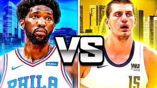 Nikola Jokic vs Joel Embiid - WHO IS BETTER