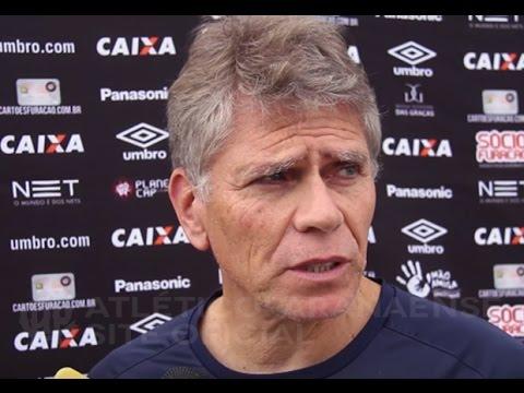 Santa Cruz vs Atletico Paranaense