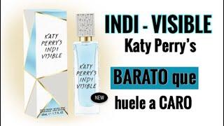 Perfumes BARATOS que huelen a CARO 😱 Episodio 2 / Indi Visible Katy Perry´s