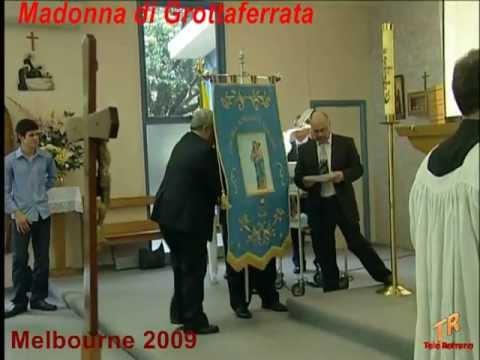 Madonna di Grottaferrata - Melbourne - Asutralia - 2009