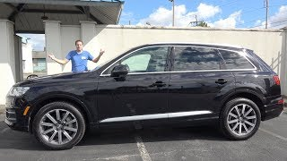The Audi Q7 Is a Luxury Family SUV for Luxury Families