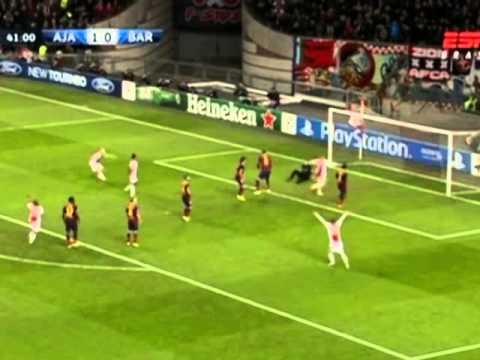 Baixar Pela Liga de Campeões da Europa, o Ajax vence o Barcelona