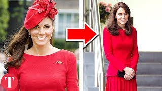 10 Times The Royals Recycled Fashion Outfits In Public