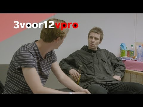 Liam Gallagher: 'I don't even have Noel's phone number.' - Pinkpop 2017