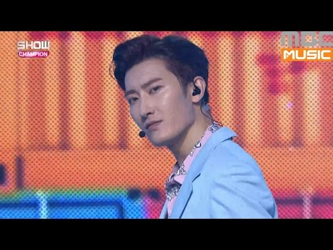 (ShowChampion EP.195) ZHOUMI - What's Your Number