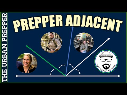 PREPPER ADJACENT: Which groups align with the Prepper Community?