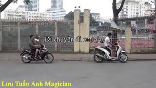 LOA PHÓNG THANH 2 ( Dẹp các xe đỗ trái phép )