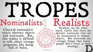 What is a Trope? (Philosophical Definition)
