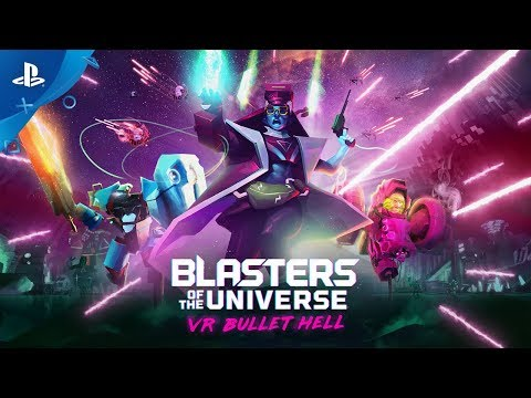 Blasters of the Universe Trailer