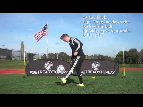 5 Ways To Lift A Soccer Ball