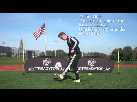 5 Ways To Lift A Soccer Ball