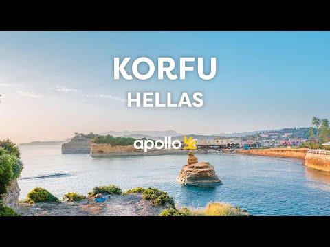 Opplev Korfu med Apollo