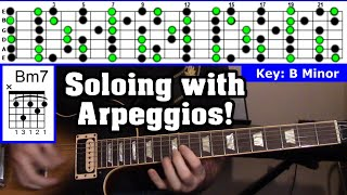 How to Solo With Arpeggios