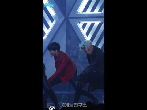 [EXO/첸] 안무 틀린 종대 갭 차이