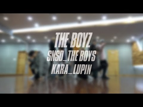 더보이즈(THE BOYZ) 'The Boys + Lupin' DANCE PRACTICE VIDEO
