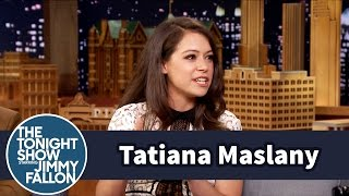 Hair and Makeup Helps Tatiana Maslany Keep Her Orphan Black Clones Straight