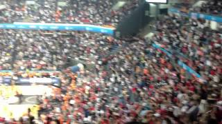 LIVE from Arena: Olympiakos Euroleague 2012 Champion Last Shot