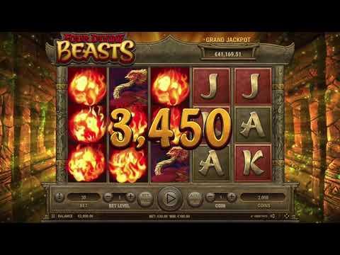 Four Divine Beasts, la preview della nuova slot