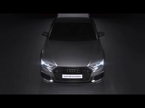 Lysteknologien i Audi A6