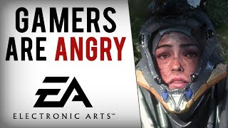 Why Gamers AGAIN Are Angry With EA.....More Lies & Greed!