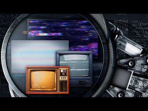 Da TV de Tubo à OLED - A evolução das TVs   Nerdologia