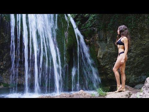Лучшие водопады и пляжи Крыма. Evo Trip #7: бирюзовый Форос и закат в Ялте