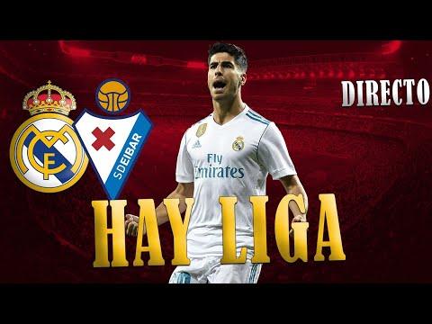 ¡DIRECTO! REAL MADRID - EIBAR (2-0)   ASENSIO y BENZEMA le dan la victoria al MADRID