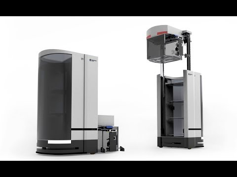 SOTO KLT   Supply-by-Robot for factories
