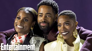 'Insecure' Cast Reflects on Series Before It's Final Season   Entertainment Weekly
