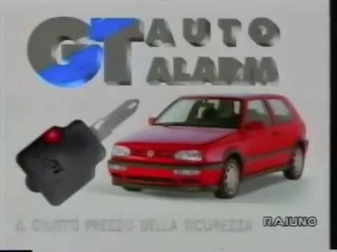 Getronic GT Auto Alarm (1994)