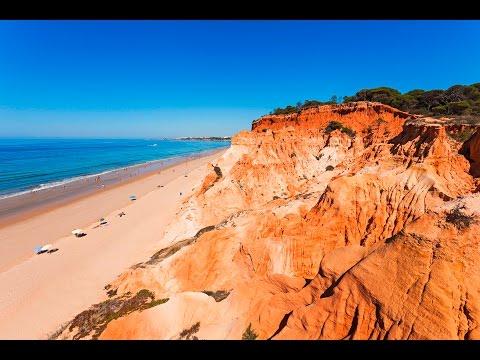 Albufeira i Portugal har et behagelig klima året rundt