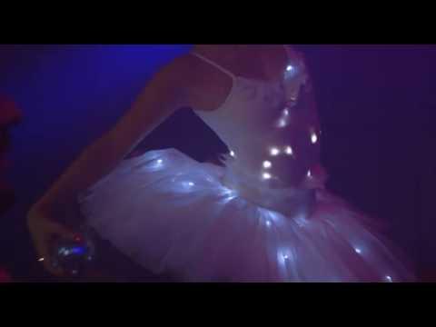 LED Ballet Dancers - Available from AliveNetwork.com