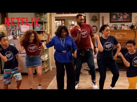 Learn The McKellan Family Slide | Family Reunion | Netflix