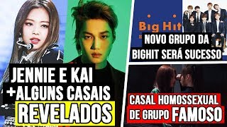 AS PREVISÕES PRO KPOP 2019 (NAMORO GAY, DISBAND? ETC...) | Sofredora K-popper