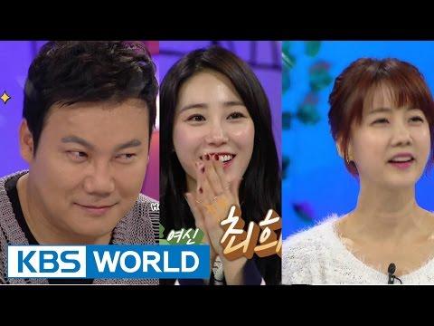 Hello Counselor - Park Sohyun, Choi Hee, Ku Jiseong & Kim Hyeoncheol! (2014.11.24)