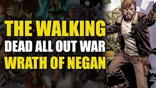 Rick vs Negan (The Walking Dead Vol 20: All Out War Part 1)