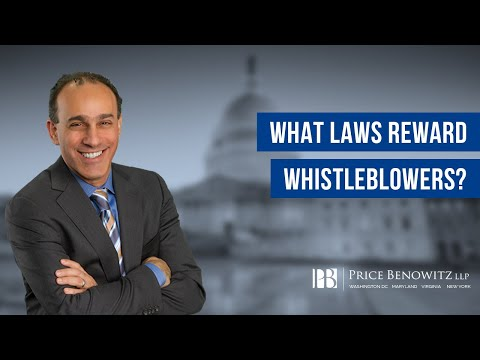 Whistleblower Lawyer Tony Munter discusses important information you should know about whistleblower reward laws. The Federal False Claims Act is the oldest and most well known whistleblower reward laws.