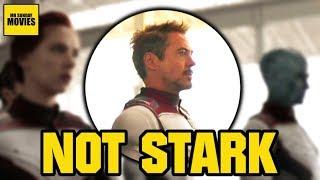 Not The Real Tony Stark