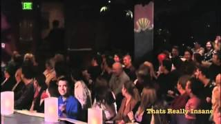 Daniel Tosh Kicks out drunks