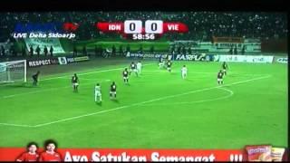 Full match: Final AFF U19 2013 Indonesia vs Vietnam (7-6