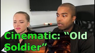 """Cinematic: """"Old Soldier"""" (REACTION 🔥)"""