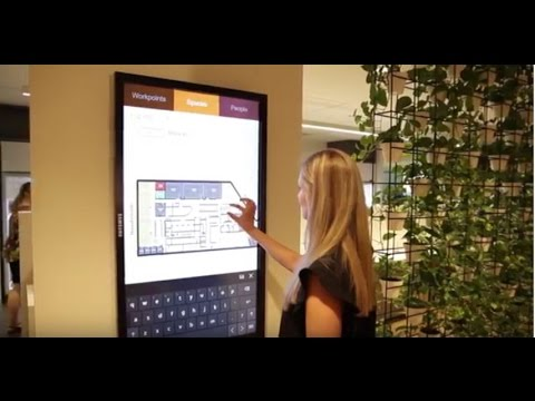 PwC's new way of working –How the technology works